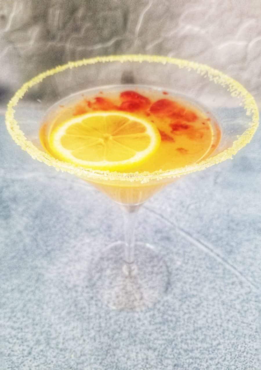 The Ultimate Limoncello Lemon Martini
