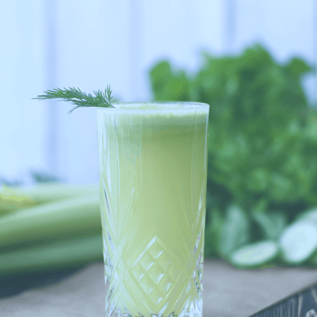 Celery & Cucumber Gimlet