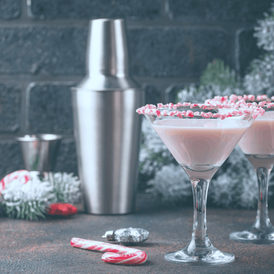 Christmas & New Year's Cocktails & Mocktails: Tis the Season to be Tipsy!