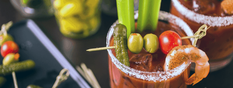 Cheers to National Bloody Mary Day: Something About Mary
