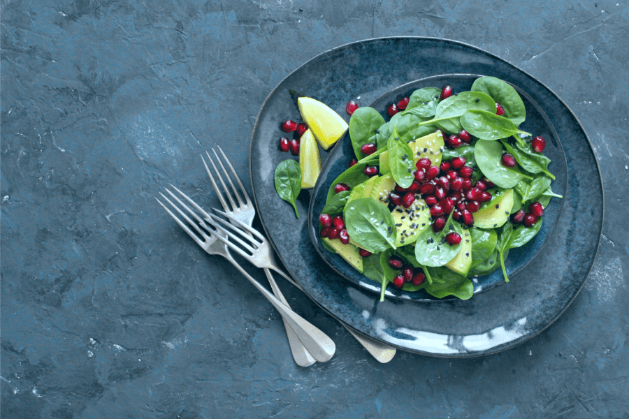 The Best Healthy Winter Green Salads