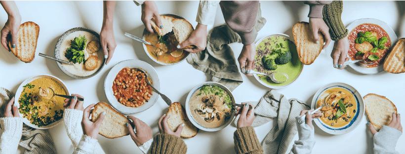 The Best Healthy, Soulful & Heartwarming Winter Soups
