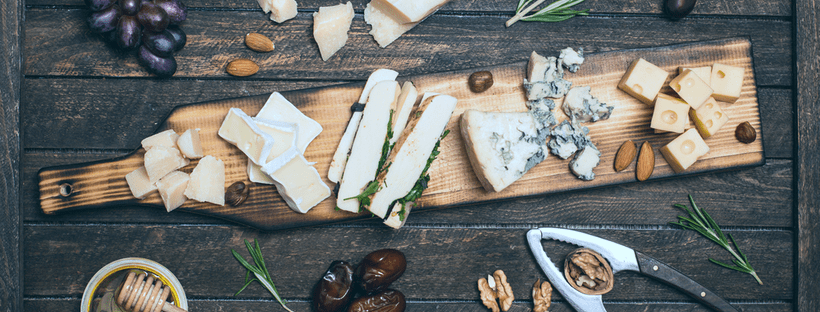 How to Make the Perfect Cheeseboard for National Cheese Lover's Day