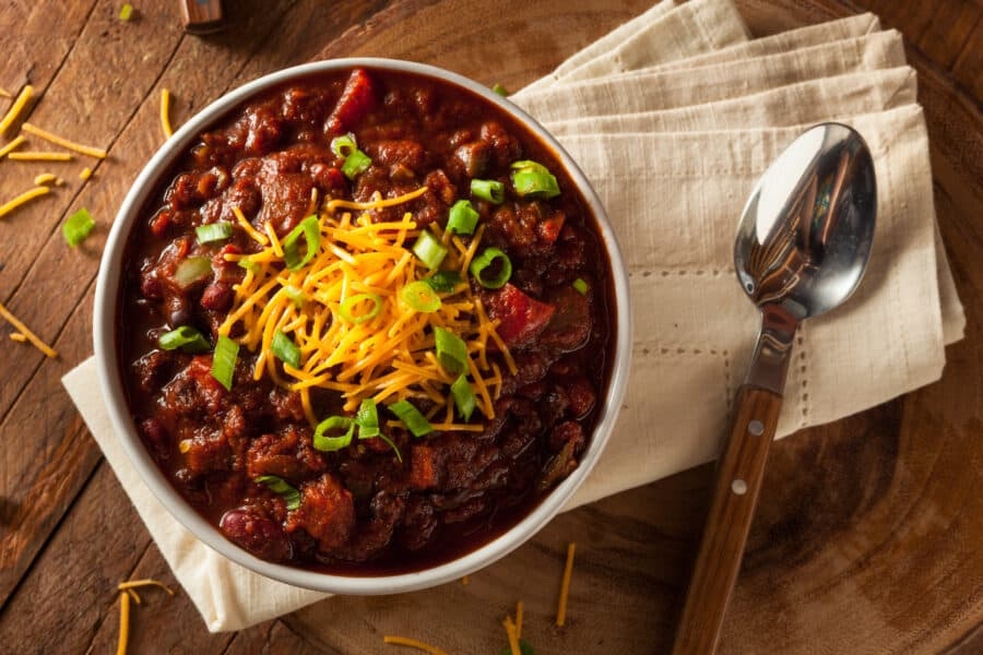 Celebrating National Chili Day With the Best Texas Chili
