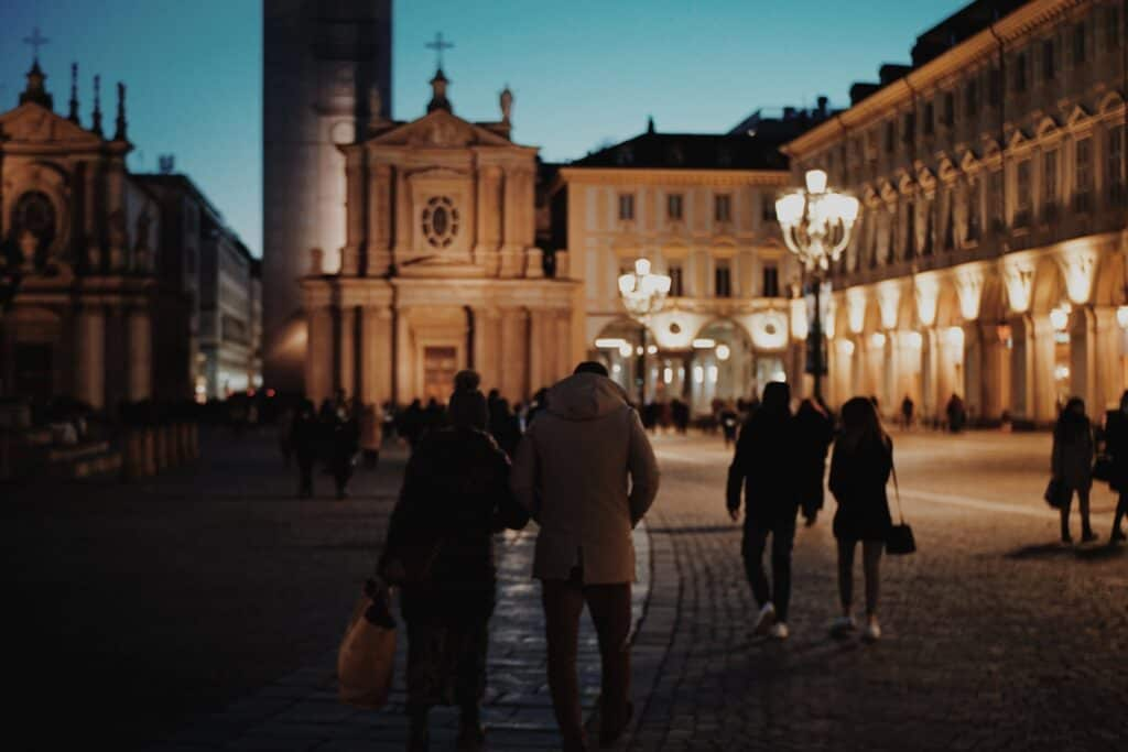 Italians going to church | a 10-course easter dinner to impress | Eat. Drink. Work. Play.