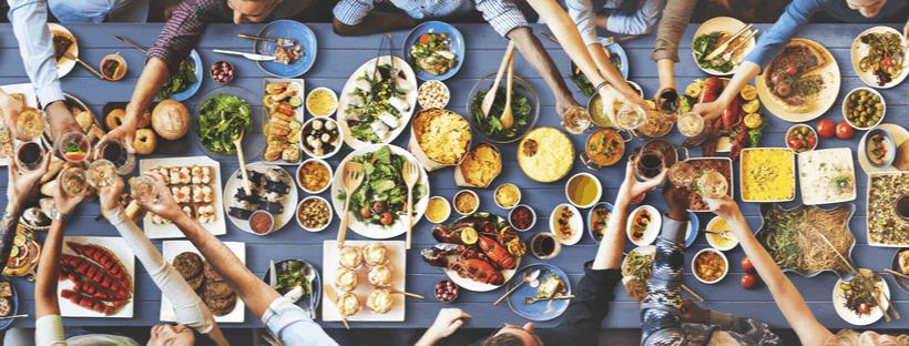 A Ten-Course Italian Easter Dinner